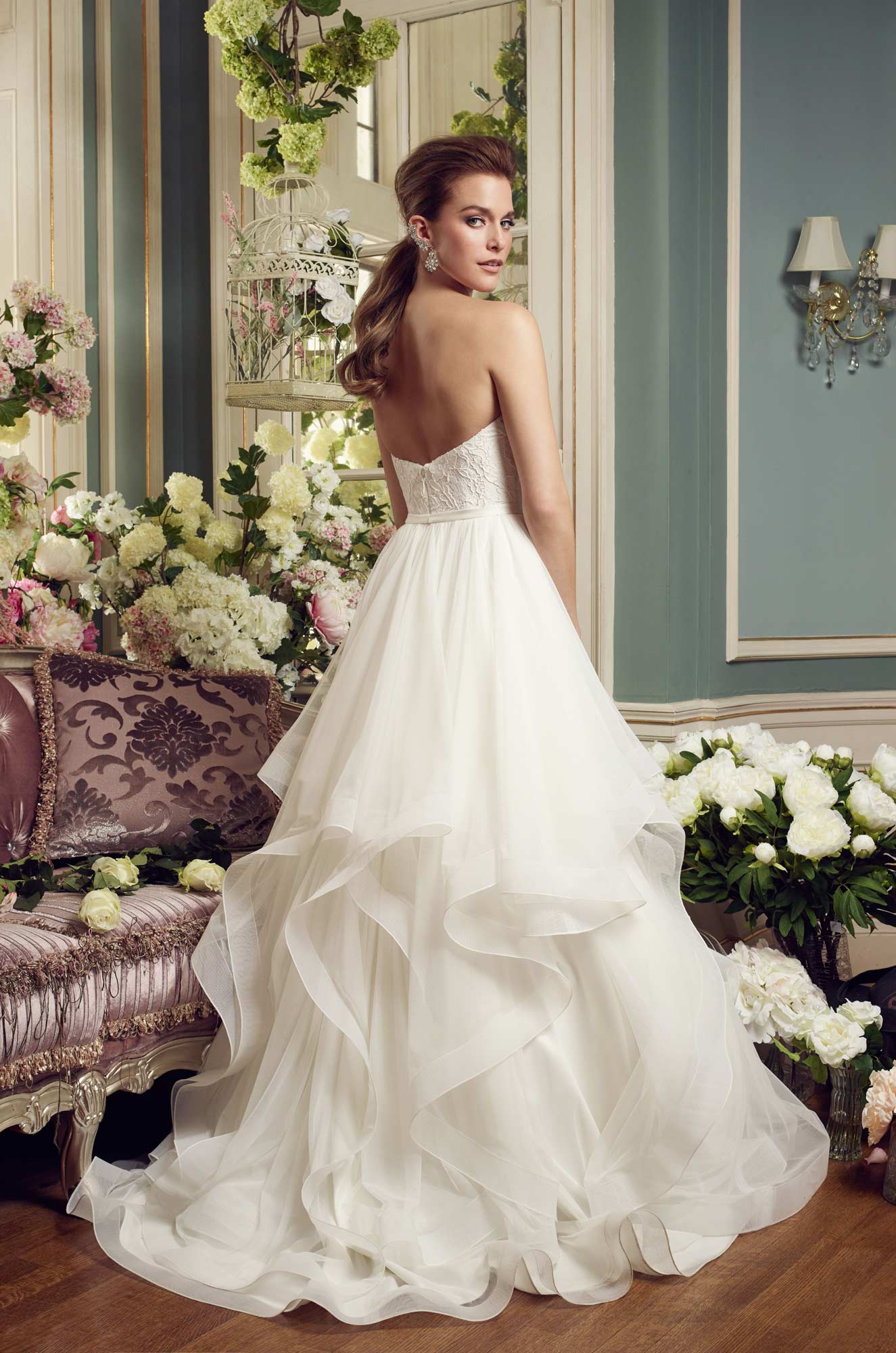 Mikaella Bridal Designer Wedding Dresses and Gowns | Archive Bridal